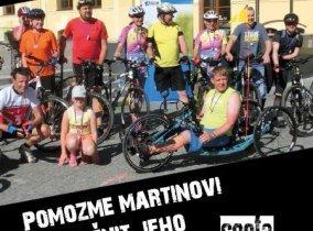 Metrostav Hand Cyklo Maraton 2017