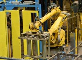 Robotizované balení výrobků